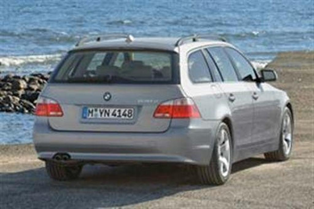 Bmw 5 Series Touring 2005 Carsales