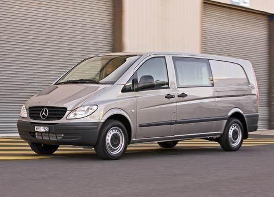 Mercedes Benz Vito 111 CDI & 115 CDI - www carsales com au