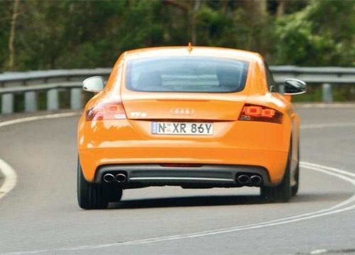 Audi TTS v BMW 135i v Mazda RX-8 GT v Nissan 350Z - www