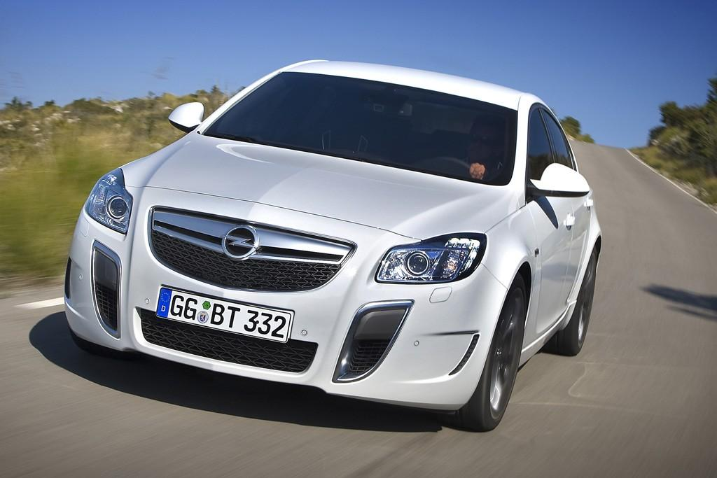 By Photo Congress || Opel Insignia 2 8 V6 Turbo Probleme