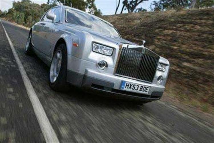 Rolls Royce Phantom - www carsales com au