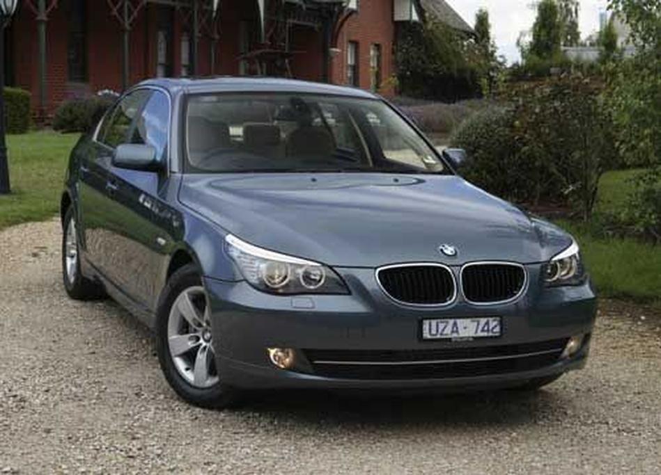 BMW 520d - www carsales com au