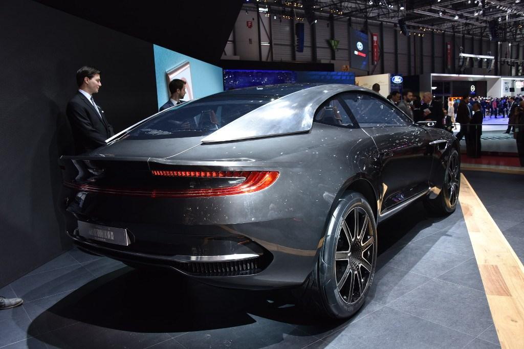 Aston Martin DBX SUV Concept: Design, Specs >> Aston Martin Dbx Suv Will Be Made Www Carsales Com Au