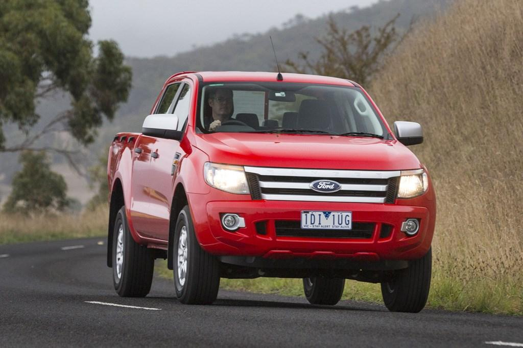 Ford Ranger 2015 Review - www carsales com au