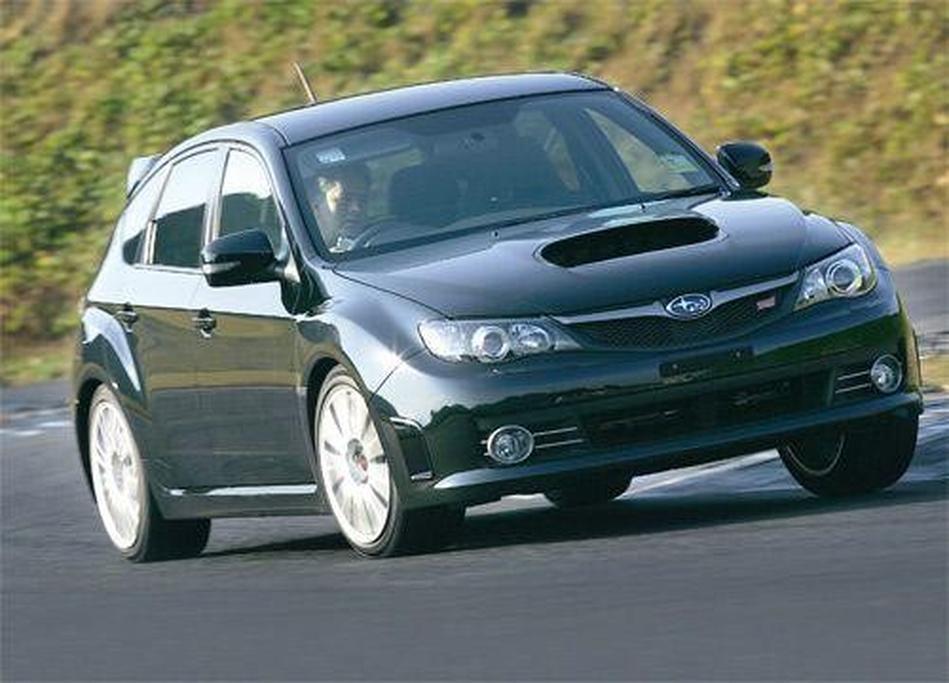 Subaru Impreza WRX STi - www carsales com au