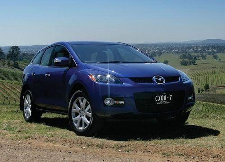 Mazda CX-7 - www carsales com au