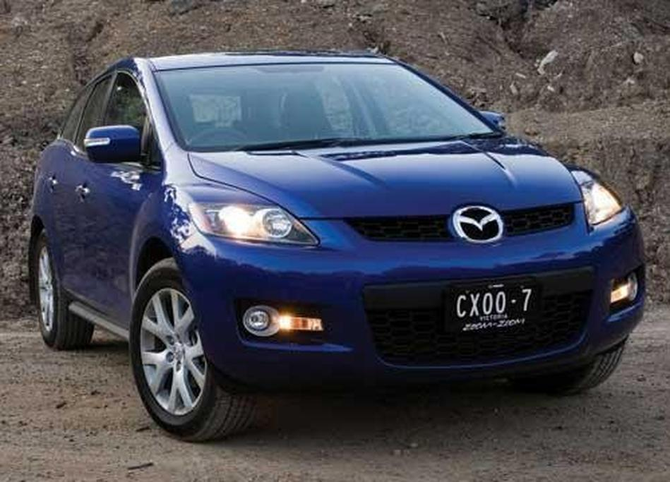 Mazda CX-7 Luxury Road Test - www carsales com au