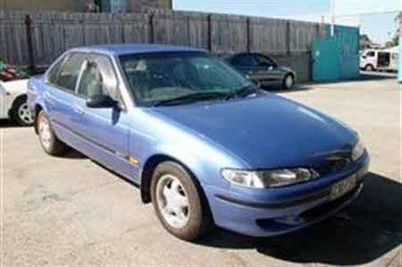 Ford Falcon GLi EF - EL (1994 - 97) - www carsales com au