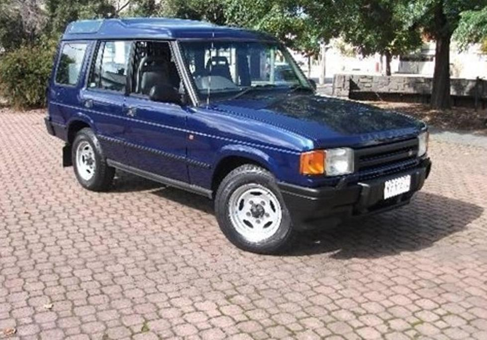 Buying used: Land Rover Discovery 1 - www carsales com au