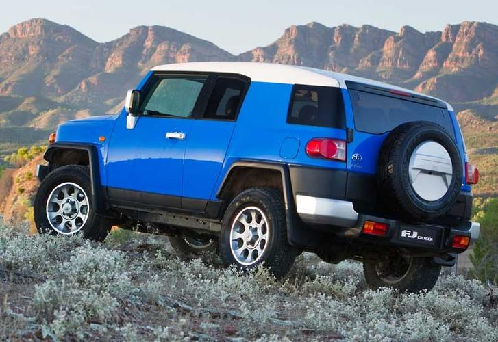 toyota fj cruiser www carsales com auHow To Find A Short Circuit On Your Toyota Fj Cruiser #16