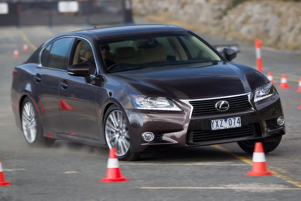Lexus GS: Launch Review - www carsales com au