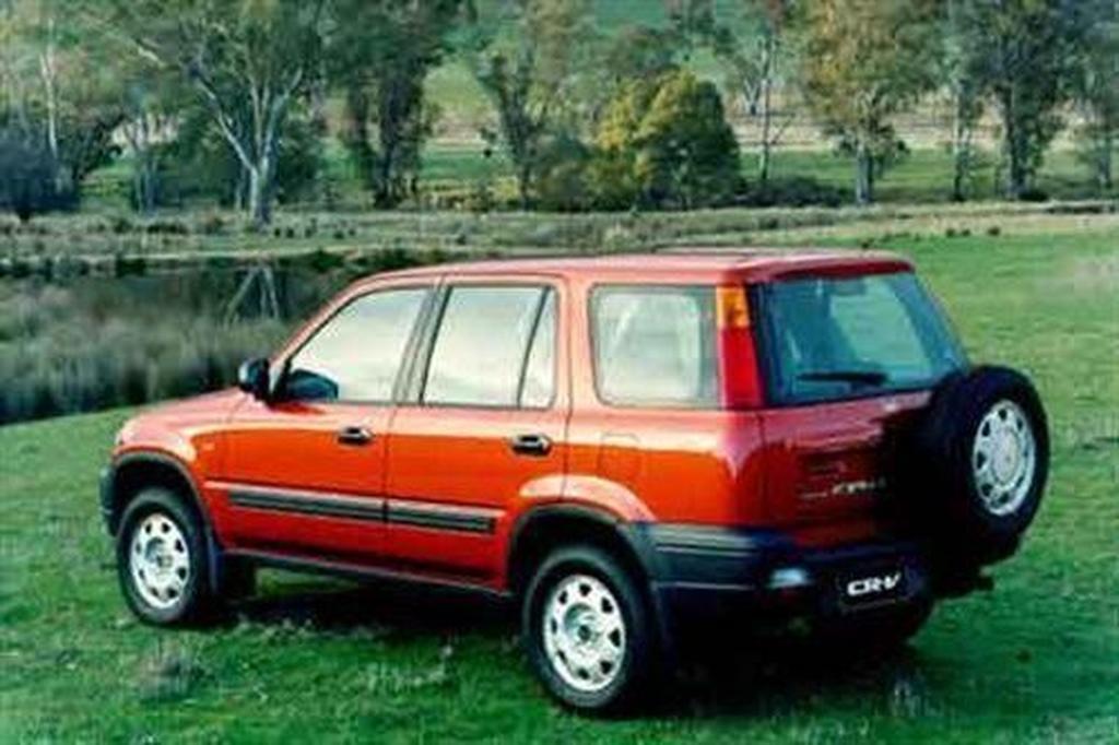 1996 crv tyre size