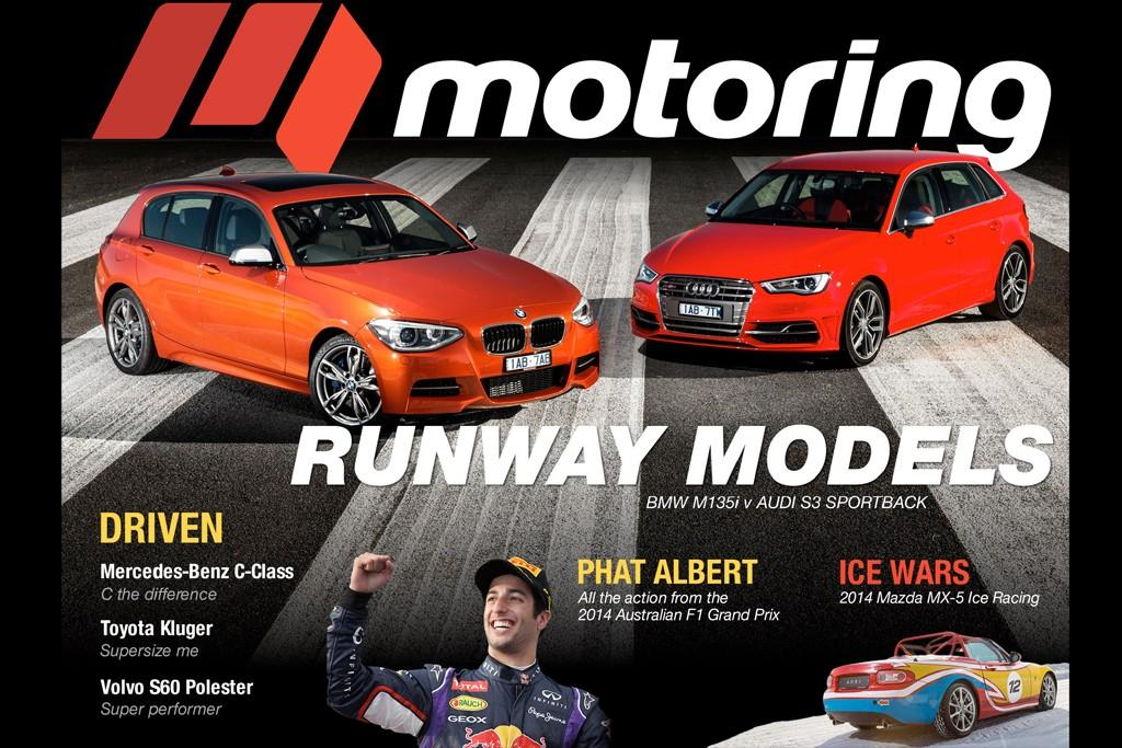 Out now: motoring iPad App 67 - www carsales com au