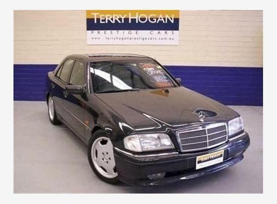 Used Car Advice: Mercedes-Benz AMG W202 C36 (1995-97) - www