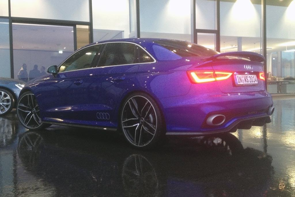 Audi A3 Clubsport Quattro Concept Review Wwwcarsalescomau