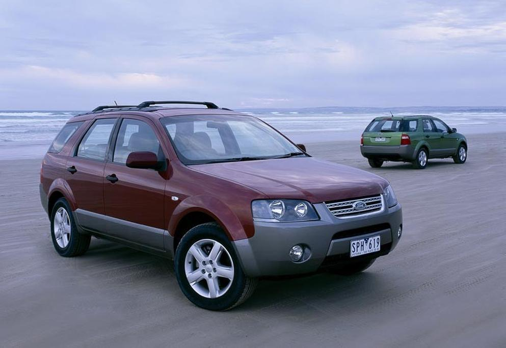 USED CAR ADVICE: Ford Territory SX and SY - www carsales com au