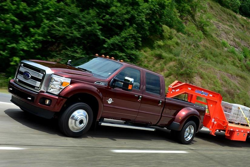 Ford F450 Towing Capacity >> Ford S Biggest F Truck Still The Heaviest Hauler Www