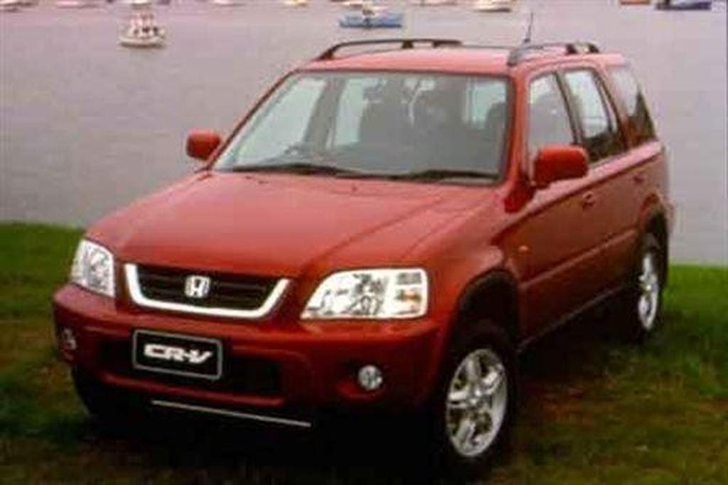 Honda CR-V (1997-2001) - www carsales com au