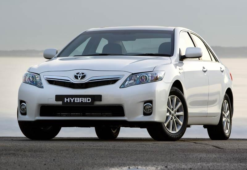 Tow Free Hybrids A Lifestyle Issue Toyota
