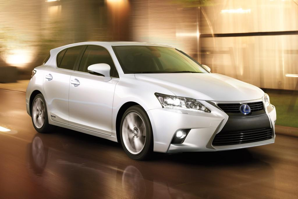 Lexus addresses CT ride and noise levels - www carsales com au