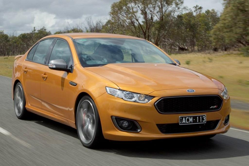 Ford Falcon Xr8 2014 Review Carsales