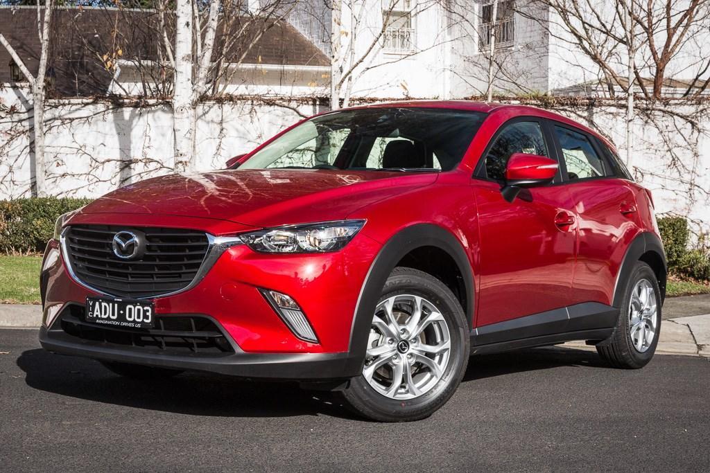 Mazda CX-3 Diesel 2015 Review - www carsales com au