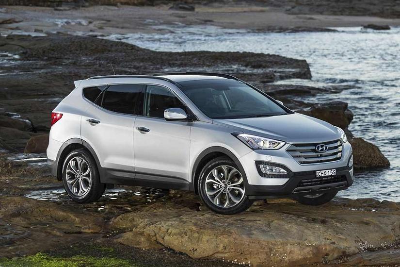 Santa Fe Tow >> Hyundai Santa Fe Tow Capacity Enhanced Www Carsales Com Au