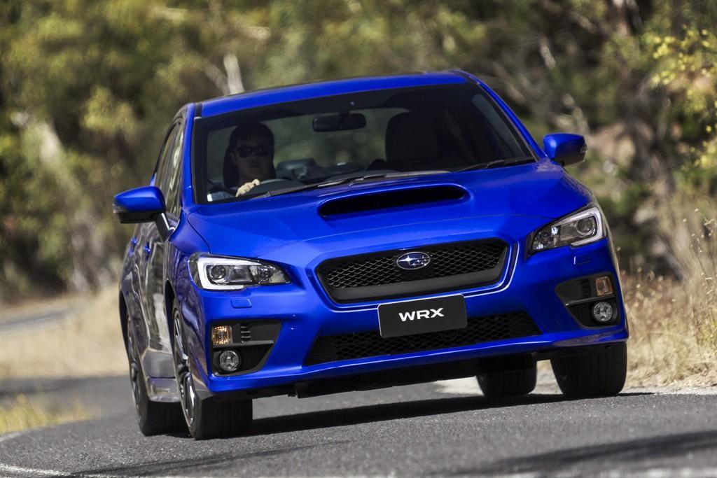 Subaru WRX 2014 Review - www carsales com au