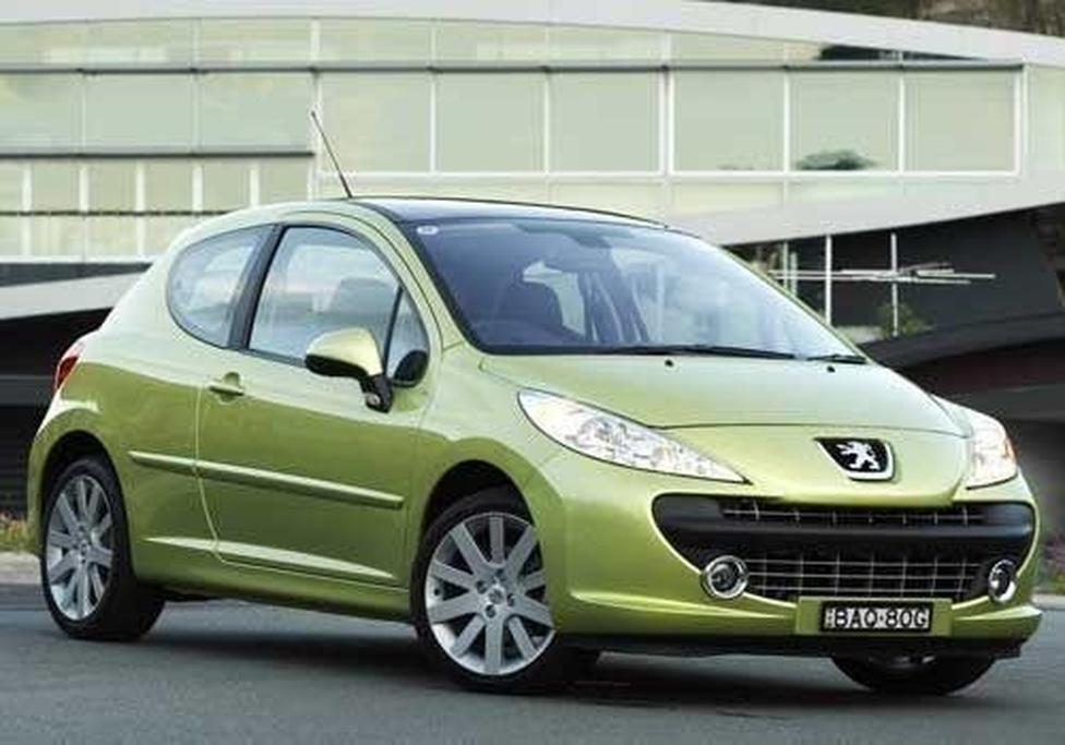 Peugeot 207 - www carsales com au