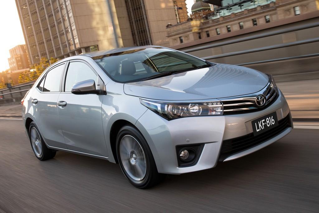 Toyota Corolla Sedan 2014 Review - www carsales com au