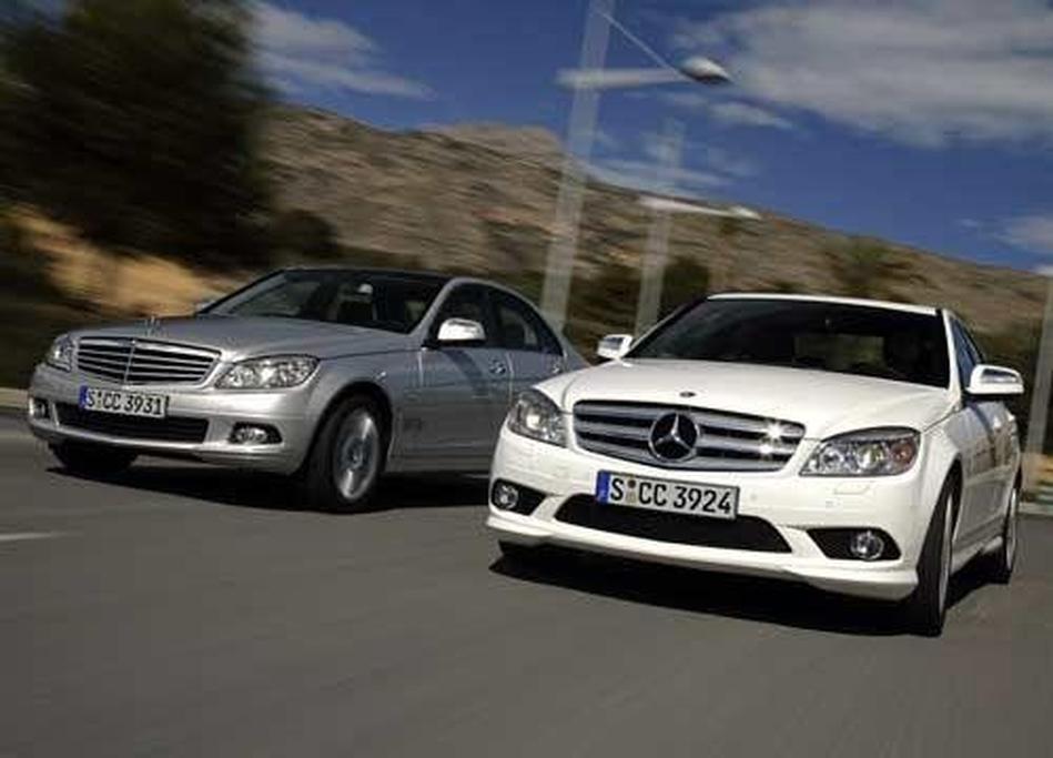 Mercedes-Benz W204 C-Class - www carsales com au
