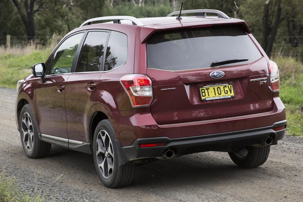 Subaru Forester XT: Road Test - www carsales com au