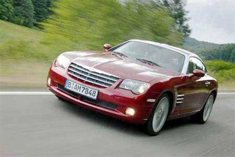 Chrysler Crossfire (2004-) - www carsales com au