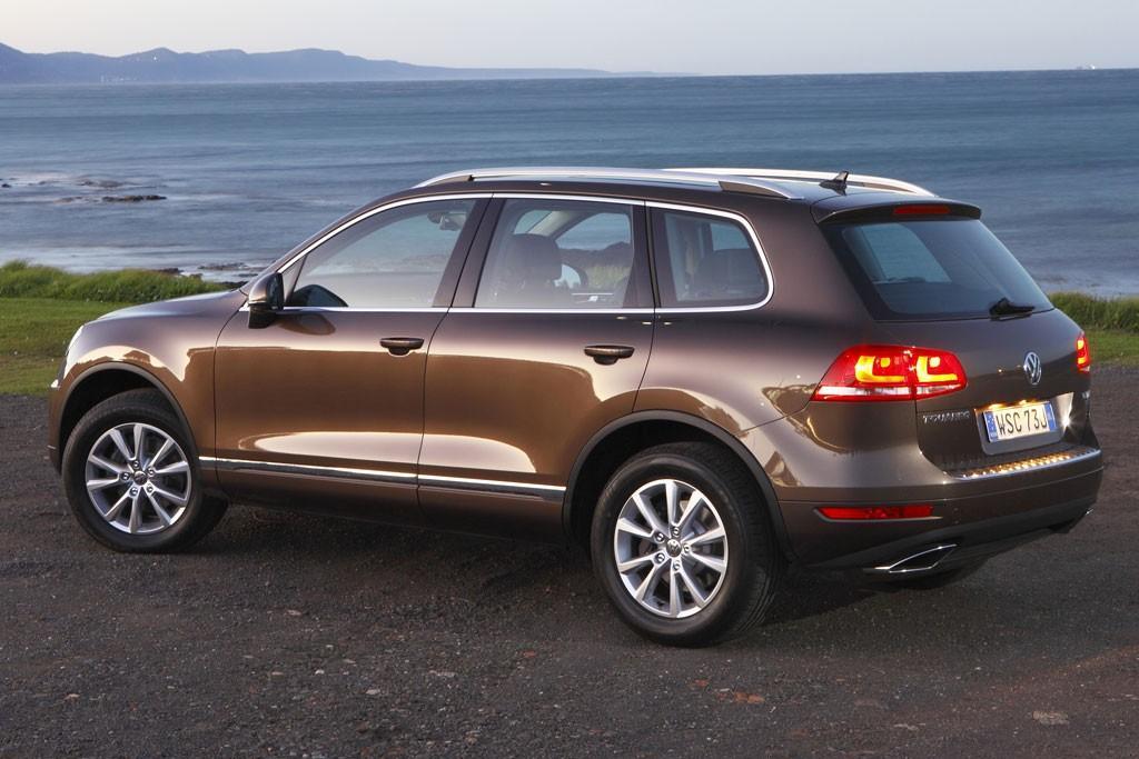e11349e91c Volkswagen Touareg  Launch Review - www.carsales.com.au