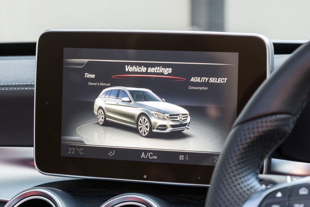 Infotainment Review: Mercedes-Benz COMAND - www carsales com au