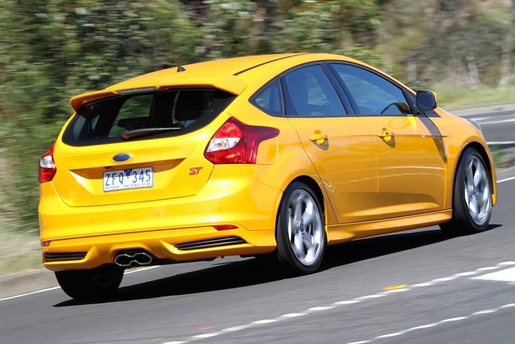 Ford Focus ST 2013: Launch Review - www carsales com au