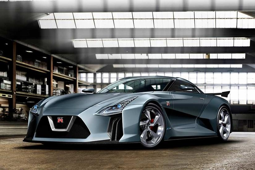 Next Nissan Gt R Takes Shape Www