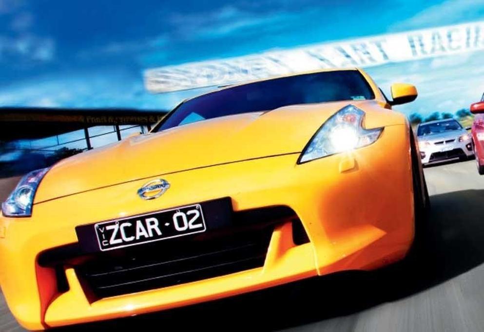 Nissan 370z Vs Hsv R8 Evo X Cayman S Wwwcarsalescomau