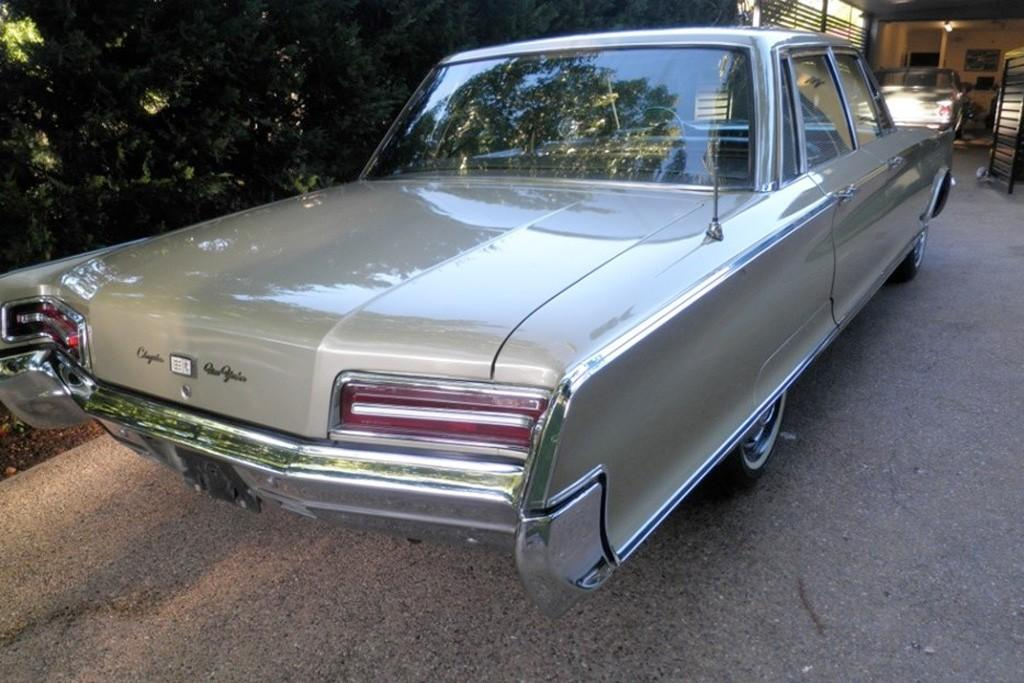 From The Classifieds: 1965 Chrysler New Yorker Deluxe - www