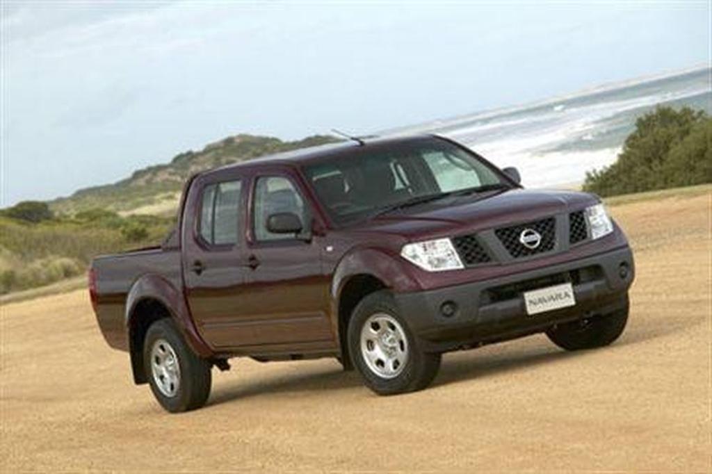 Nissan D40 Navara Dual Cab (2005-) - www carsales com au