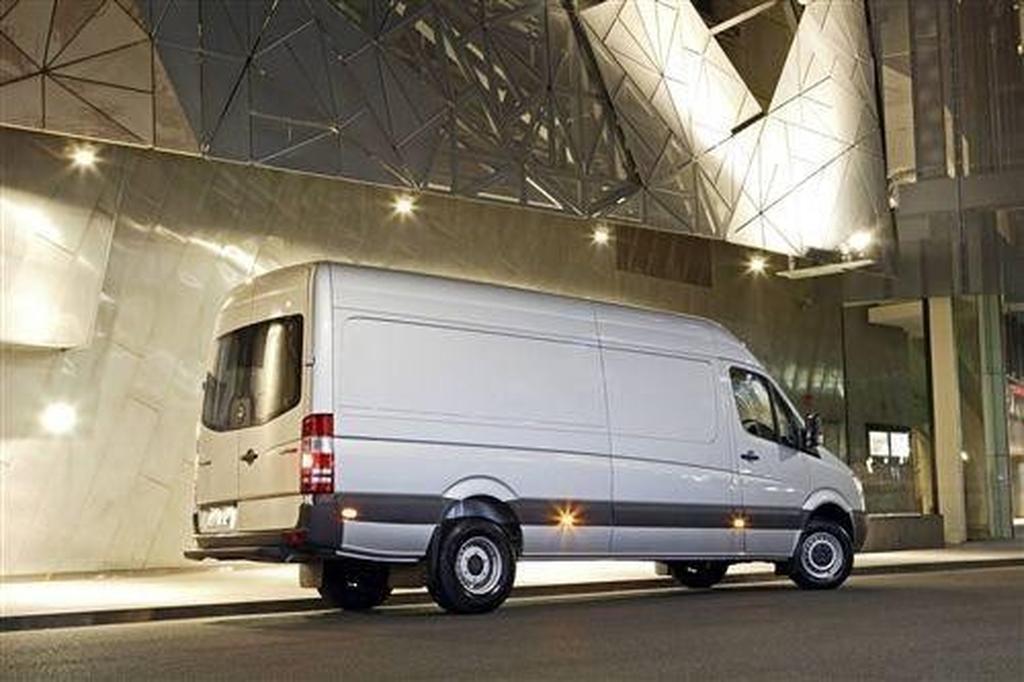 546d59c7eebcdd Mercedes-Benz Sprinter 318 CDI LWB and Sprinter Transfer Bus -  www.carsales.com.au