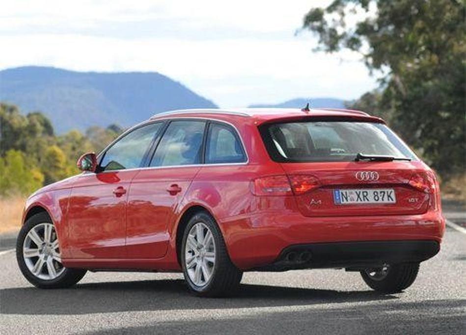 Audi A4 Avant B8 18 Tfsi And 20 Tdi Wwwcarsalescomau