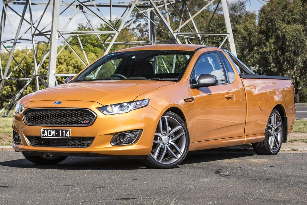 Ford Falcon XR6 Turbo Ute 2015 Review - www carsales com au