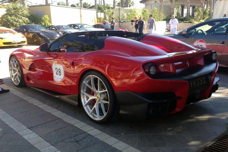 Ferrari F12 Berlinetta TRS revealed , www.carsales.com.au
