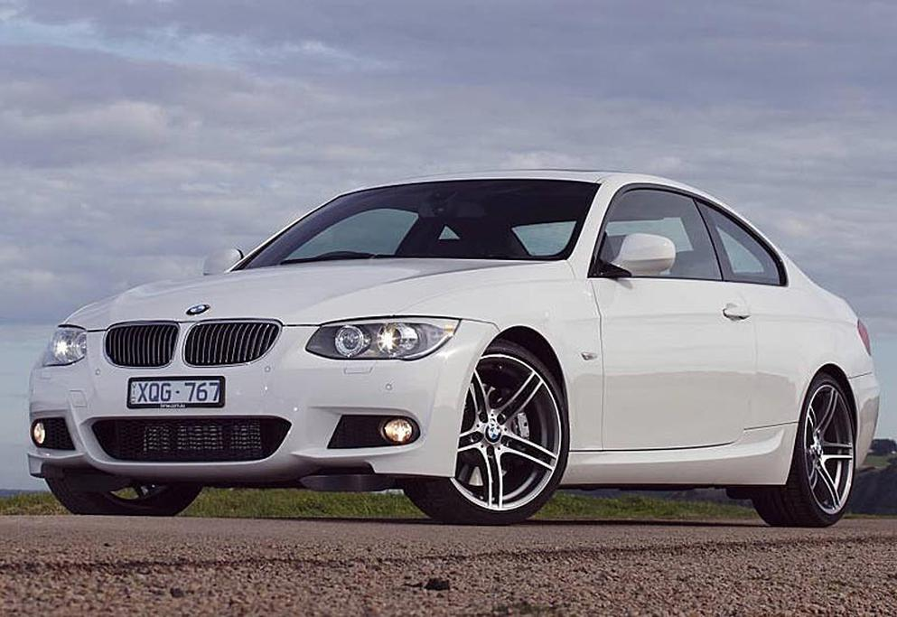 Bmw 335i M Sport Coupe