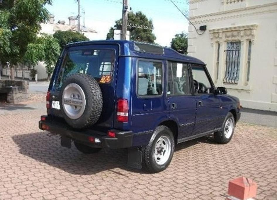 Buying Used Land Rover Discovery 1 Www Carsales Com Au