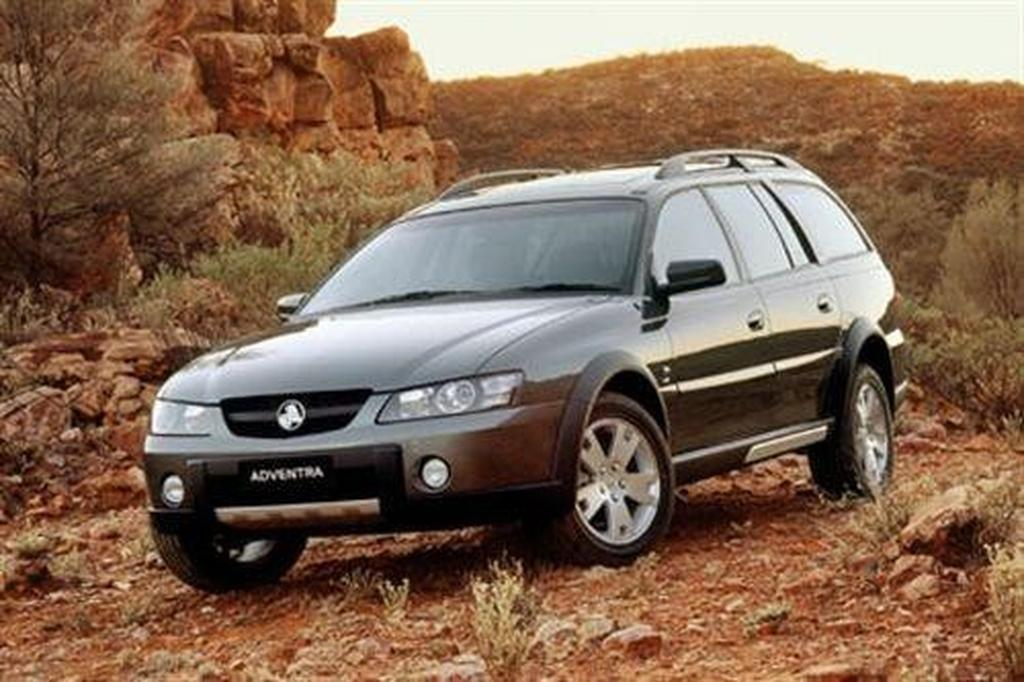 Holden Adventra 2003 Review - www carsales com au