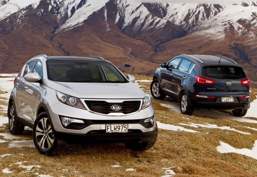 Kia Sportage - www carsales com au
