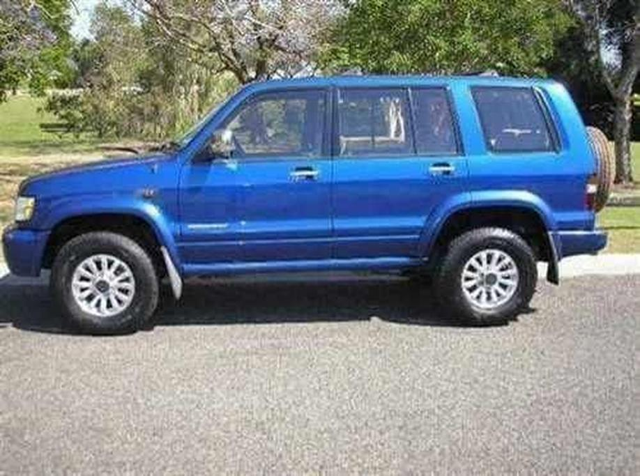 Used Car Advice: Holden Jackaroo (1992-2004) - www carsales