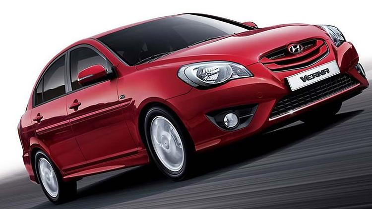 Hyundai's New-Look Accent - www carsales com au